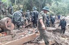 Cảnh báo lũ khẩn cấp từ Quảng Trị đến Quảng Ngãi và Tây Nguyên