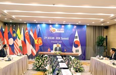 Đưa quan hệ đối tác chiến lược ASEAN-Hàn Quốc phát triển thực chất