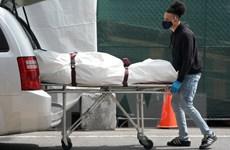 Mỹ tiếp tục phá các kỷ lục liên quan đến dịch bệnh COVID-19