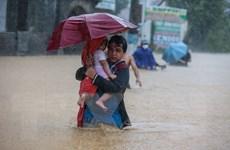 Philippines: Hàng chục người thiệt mạng do bão Vamco