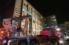 Romania: Cháy bệnh viện, ít nhất 10 bệnh nhân COVID-19 thiệt mạng
