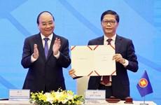 Lãnh đạo nhiều quốc gia đánh giá cao vai trò của RCEP