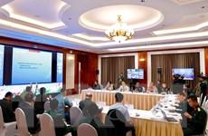 Việt Nam nỗ lực thúc đẩy quan hệ hợp tác quốc phòng trong khối ASEAN