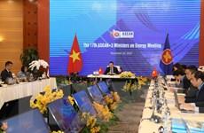 Cam kết tăng cường hợp tác phục hồi trong lĩnh vực năng lượng