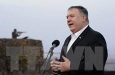 Syria lên án việc Ngoại trưởng Mỹ thăm Cao nguyên Golan