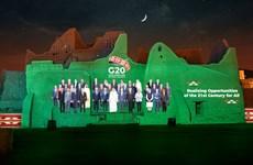 Hội nghị thượng đỉnh G20 chính thức khai mạc tại Saudi Arabia