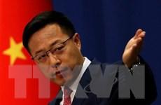 Trung Quốc chỉ trích việc Mỹ rút khỏi hiệp ước Hiệp ước Bầu trời mở