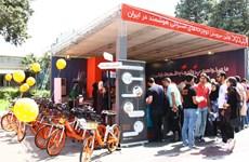 Iran: Thủ đô Tehran thúc đẩy các sáng kiến đạp xe vì môi trường