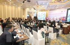 ASEAN cần chủ động trước những thách thức an ninh phi truyền thống