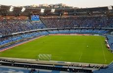 CLB Napoli đổi tên sân nhà để tri ân Diego Maradona