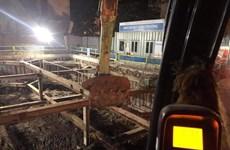 Hà Nội: Phát hiện bom tại công trình xây dựng trên phố Cửa Bắc