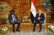 Ai Cập và Nam Sudan tăng cường hợp tác song phương