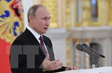 Tổng thống Nga không có kế hoạch đọc Thông điệp liên bang vào cuối năm