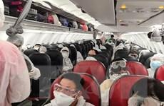 Đưa gần 240 công dân Việt Nam từ Philippines trở về nước