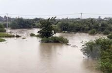 Ninh Thuận chịu thiệt hại nghiêm trọng do mưa lũ, sạt lở nhiều nơi