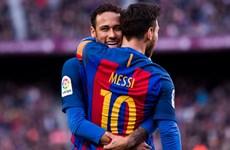 Neymar: 'Tôi rất muốn chơi bóng với Messi một lần nữa'
