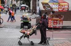 Colombia: Người dân Bogota chuẩn bị đón Giáng Sinh trong dịch bệnh