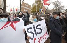 Moldova: Căng thẳng leo thang, người dân đòi Quốc hội giải thể