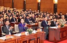 Chủ tịch QH biểu dương những thành tích về kinh tế-xã hội của Phú Thọ