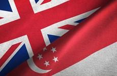 Singapore và Anh ký kết hiệp định thương mại tự do