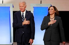 Mỹ: Tạp chí Time chọn ông Joe Biden làm Nhân vật của năm 2020