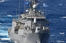 NATO kết thúc chiến dịch tuần tra an ninh ở Địa Trung Hải
