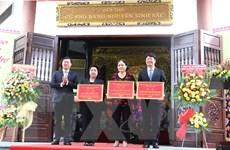 Đồng Tháp tổ chức lễ giỗ cụ Phó Bảng Nguyễn Sinh Sắc