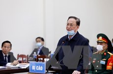 VKS đề nghị giảm án phạt cho cựu Thứ trưởng BQP Nguyễn Văn Hiến