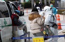 Hàn Quốc nỗ lực thúc đẩy kế hoạch tiêm chủng vắcxin COVID-19