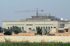 Iraq bắt giữ nghi phạm vụ tấn công rocket vào Vùng Xanh ở Baghdad