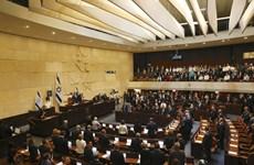 Israel giải tán Quốc hội sau những vướng mắc về ngân sách