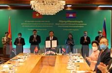 CBAC: Quan hệ Campuchia-Việt Nam chạm tới thời khắc lịch sử