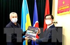 Thúc đẩy phát triển quan hệ hữu nghị truyền thống Việt Nam-Ukraine
