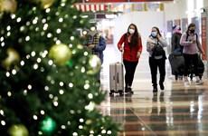 Hơn 80 triệu người Mỹ vẫn đi du lịch dịp Giáng sinh bất chấp dịch bệnh