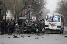 Afghanistan: Nổ bom liên tiếp khiến nhiều người thương vong tại Kabul