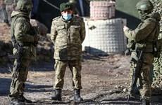Azerbaijan, Thổ Nhĩ Kỳ tăng cường lực lượng tại Nagorny-Karabakh