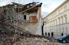 Croatia: Lực lượng cứu hộ ráo riết tìm kiếm nạn nhân động đất