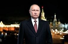 Tổng thống Nga kêu gọi người dân đoàn kết đẩy lùi dịch bệnh