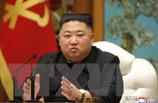 Nhà lãnh đạo Triều Tiên gửi thư tay chúc mừng người dân dịp Năm Mới