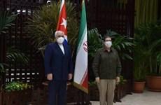 Cuba chuyển giao công nghệ vắcxin COVID-19 cho Iran