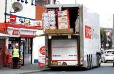 """Nhiều siêu thị ở Bắc Ireland """"trống trơn"""" sau Brexit"""