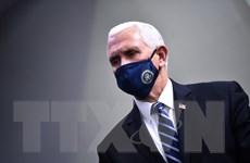 Mỹ: Phó Tổng thống Mike Pence phản đối phế truất Tổng thống Trump