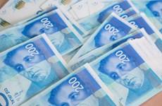 Israel lên kế hoạch mua 30 tỷ USD nhằm ổn định tỷ giá hối đoái
