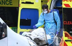 Anh: Thị trưởng London lo ngại tỷ lệ tiêm vắcxin thấp