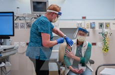 Mỹ phát triển hồ sơ điện tử cho người đã tiêm vắcxin COVID-19