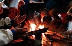 Rét hại kéo dài, cảnh báo nhiễm độc khí than khi sưởi ấm