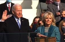 Ông Joe Biden chính thức trở thành Tổng thống Mỹ thứ 46