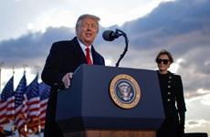 Tổng thống Trump: 'Chúng tôi sẽ trở lại theo một cách nào đó'