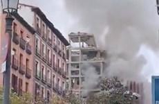 Tây Ban Nha: Nổ lớn tại trung tâm thủ đô Madrid, chưa rõ nguyên nhân