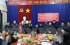 Phó Chủ tịch Thường trực Quốc hội thăm và làm việc tại tỉnh Bắc Kạn